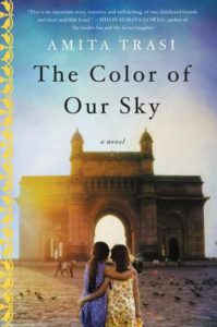 Book reviews for THE COLOR OF OUR SKY by Amita Trasi
